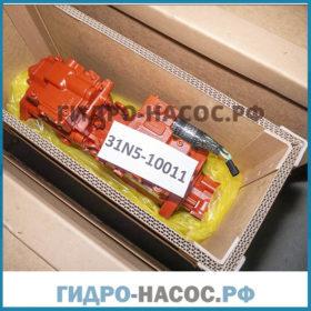 31N5-10010, 31N5-10011 - Насос на HYUNDAI 160LC-7, 180LC-7. (Хендай)