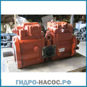 Гидравлический насос на VOLVO 240 SA1142-00531.