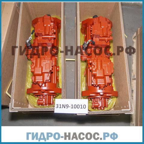 31N9-10010 - Насос на HYUNDAI R320LC-7. (Хендай)