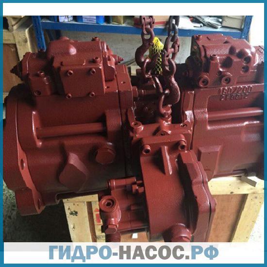 31QA-10040 - Насос на HYUNDAI R430LC-9A. (Хендай)