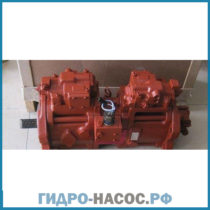 401-00060 - Насос на DOOSAN  S200W-VS 210W-VP.  Гидронасос на экскаватор  Дусан