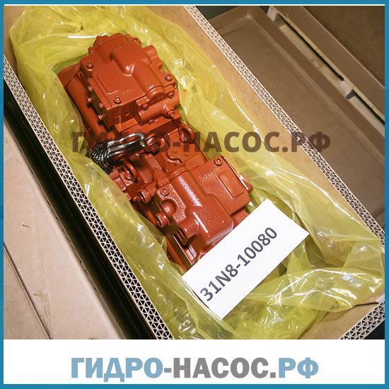 31N8-10080 - Насос на HYUNDAI R290LC-7A. (Хендай)