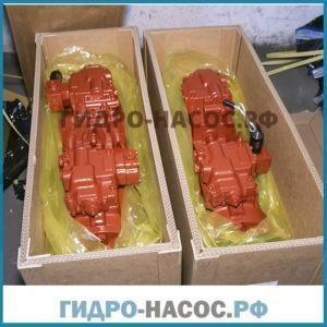 Гидравлический насос на HYUNDAI R450LC-7,R450LC-7A,R500LC-7,R500LC-7A. (Хендай)