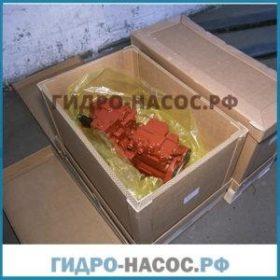 Гидравлический насос на Хендай 170W-7. (Hyundai)