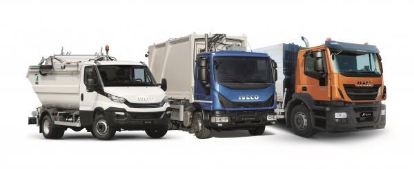IVECO поставит в Западную Африку автомобили для коммунальных служб