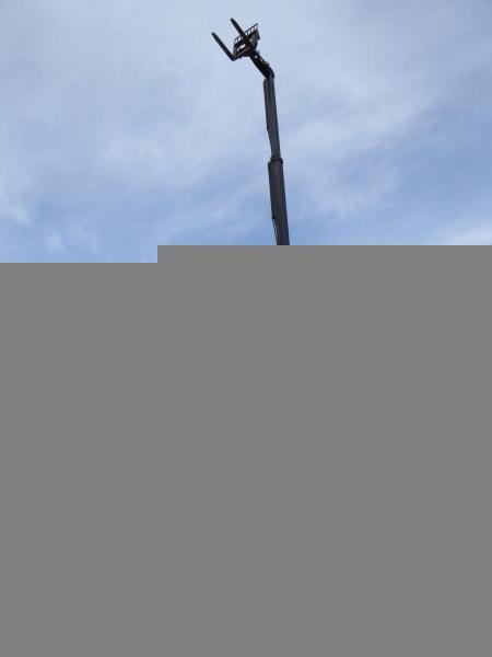 Manitou представила три новые модели телескопических погрузчиков
