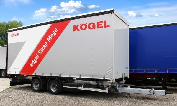 Компания Kögel объявила о запуске нового поколения полуприцепов
