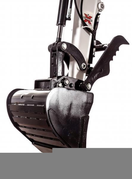 Компания Bobcat представила новые ковши для компактных экскаваторов —