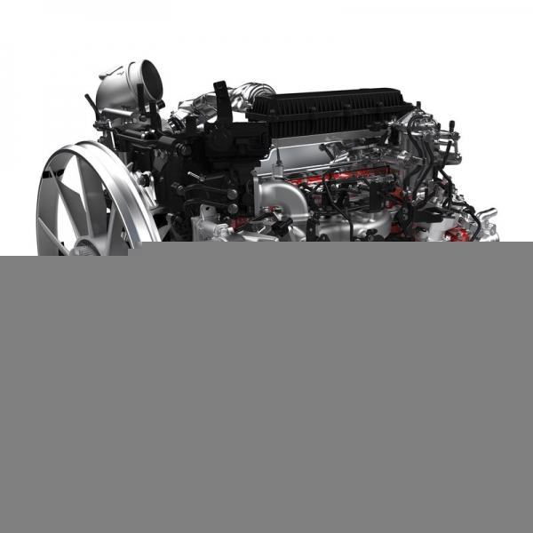 Hino-A09-Engine