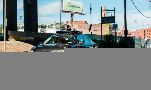 Uber свернул программу тестирования беспилотных автомобилей
