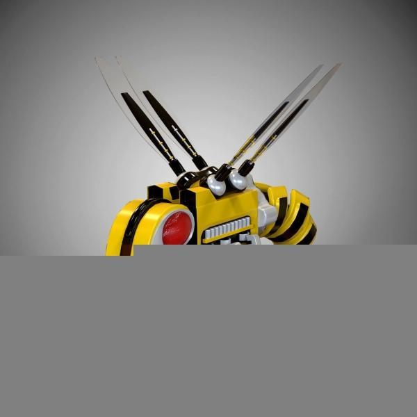 В сельском хозяйстве появятся пчелы-роботы