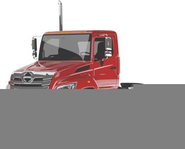 Hino Trucks объявила о выпуске новой линейки грузовиков