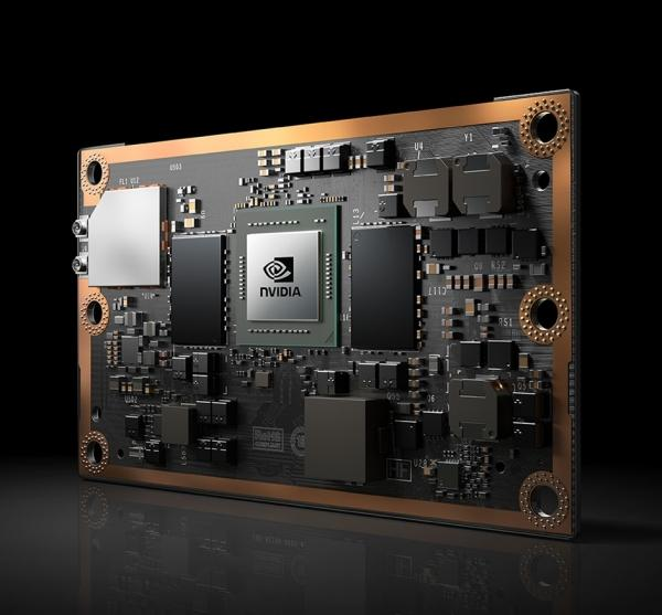 Komatsu договорились о сотрудничестве с  NVIDIA