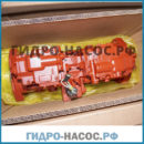 31N7-10030 - Гидравлический насос на HYUNDAI R250LC-7A. (Хендай)