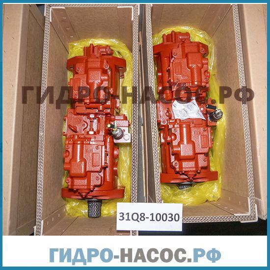 31q8-10030 - Насос на HYUNDAI R300LC-9. (Хендай)