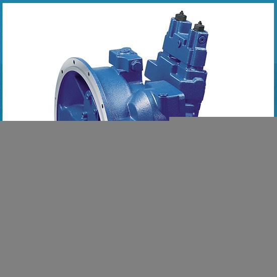 400194-00017A/B - Насос на DOOSAN DX340LC-5 / DX350LC-5