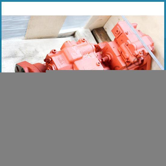 31N6-10010 - Насос на HYUNDAI R210LC-7. (Хендай)