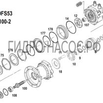 Hitachi A10FS53