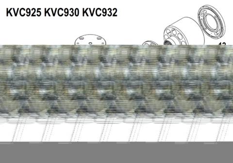Kawasaki KVC930