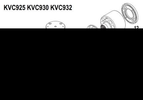 Kawasaki KVC932