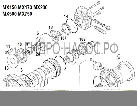 Kawasaki MX173