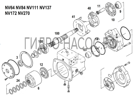 Kawasaki NV111DT