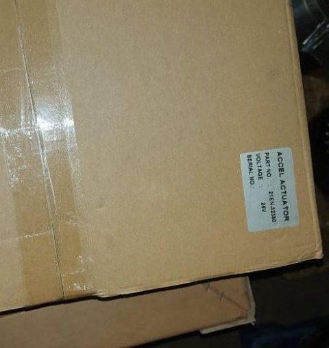 21EN-32380 Шаговый мотор Hyundai