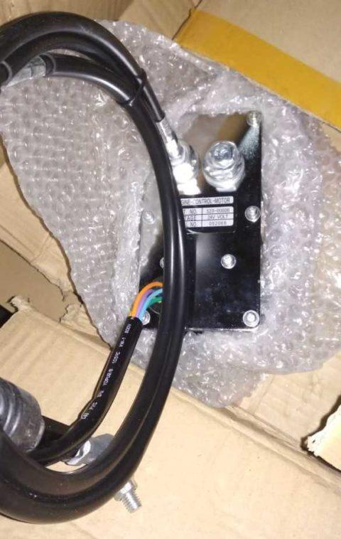 523-00006 Шаговый мотор Doosan S 225