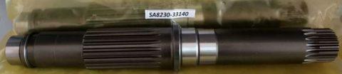 SA8230-33140-C Вал мотора Volvo 210