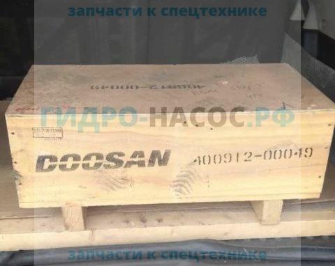 400912-00049 - ТНВД Топливный насос для DOOSAN DX480LCA, DX500LCA, DX520LCA, SOLAR 470LC-V (оригинал)