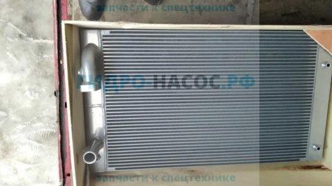 11N8-47510 - радиатор масляный для Hyundai  R290LC-7