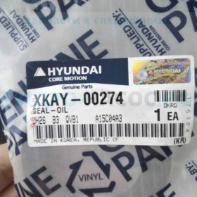 XKAY-00274 - сальник  вала для Hyundai R320-7